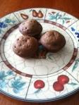 bite size muffin